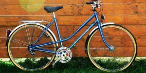 vélo ville vintage motobécane