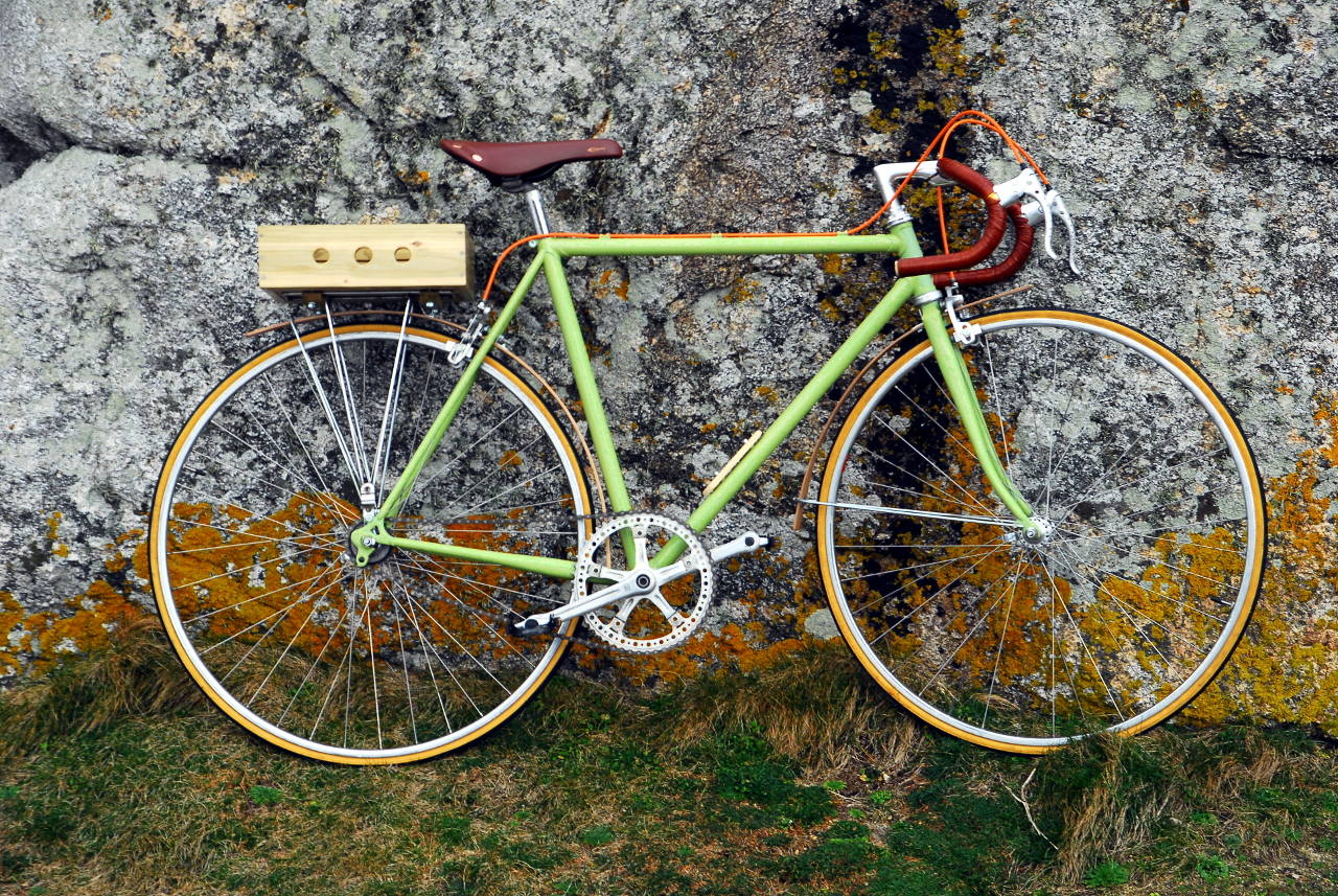 singlespring vélo vintage single speed