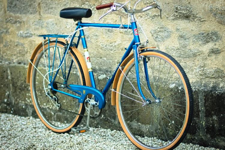 vélo vintage Peugeot helium
