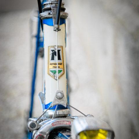 vélo vintage Motoconfort