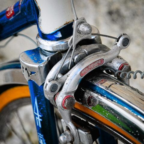 vélo vintage Motoconfort frein