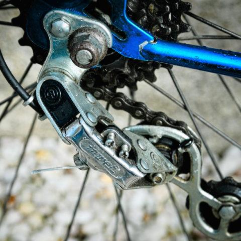 vélo vintage Motoconfort dérailleur huret
