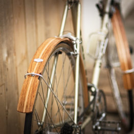 garde boue bois cycles tempête