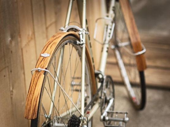 garde boue bois pour vélo